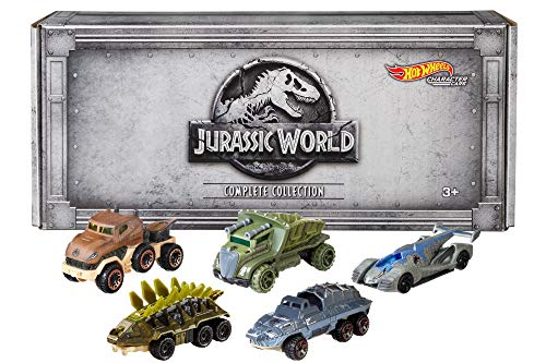 Jurassic World Cars is a fun gift for boys