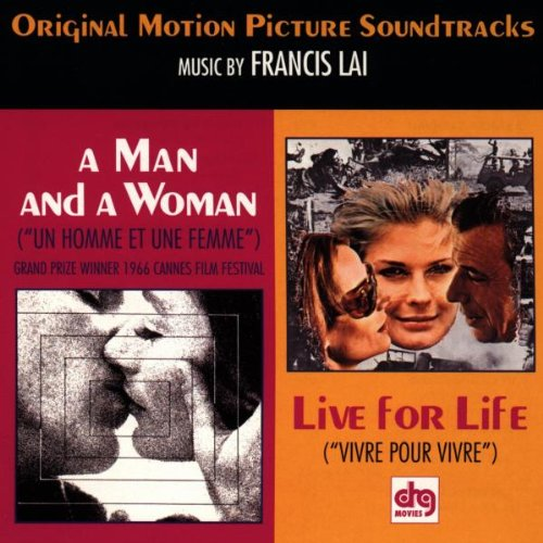Man & A Woman / Live for Life by Drg