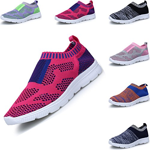Image of MONEM EOUGGZL Boys Girls Walking Sneakers Breathable Comfortable Casual Shoes Running Exercise
