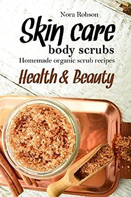 Skin care: body scrubs. Homemade organic scrub recipes.: Health & Beauty.