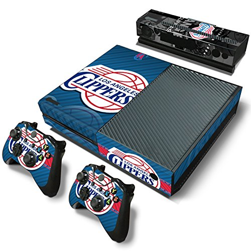 FriendlyTomato Xbox One Console and Controller Skin Set - Basketball NBA - Xbox One ()