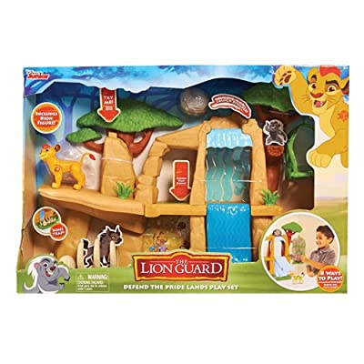 Disney Lion Guard Battle for The Pride Lands Play Set: Toys & Games