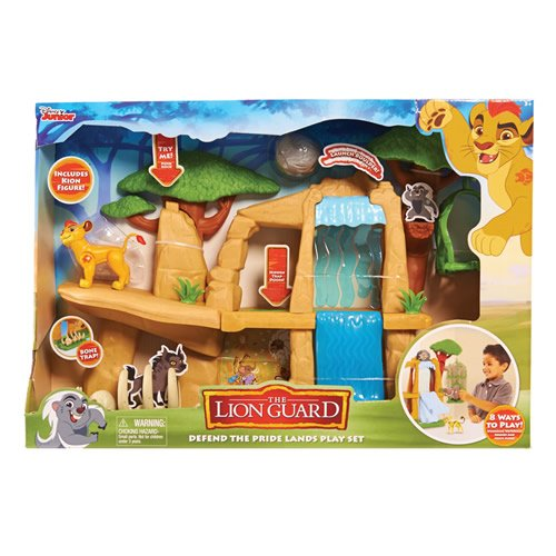 Lion Pride King Rock (Disney Lion Guard Battle for The Pride Lands Play Set)