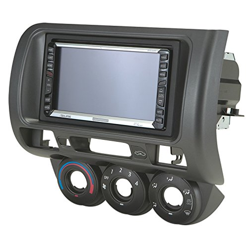 SCOSCHE HA1558B 2007-08 Honda Double DIN or DIN w/Pocket Install Dash Kit ()