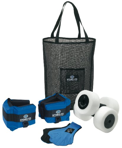 Hydro-Fit Kit with Classic Cuffs O/S Multi - Hydro Fit Kit