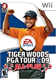 Tiger Woods PGA Tour 09 All-Play – Nintendo Wii