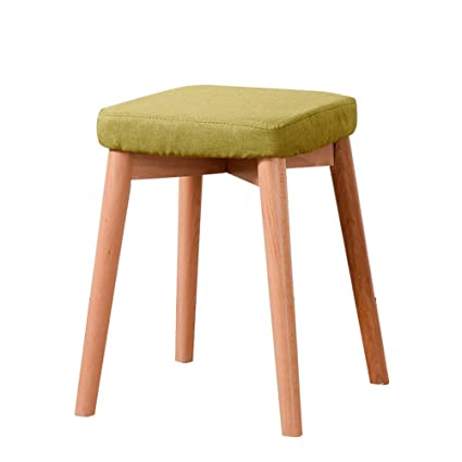 Fantastic Amazon Com Kxbymx Modern Minimalist Fabric Stool Creative Gmtry Best Dining Table And Chair Ideas Images Gmtryco