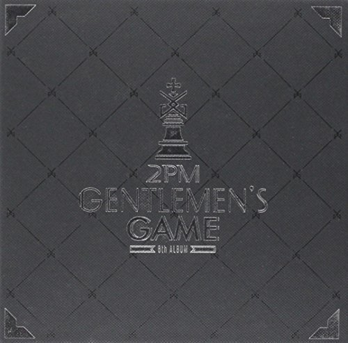 CD : 2PM - Vol 6 [gentlemen's Game] (Asia - Import)
