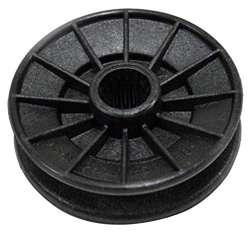 (Global Products Washer Motor Pulley Compatible with Whirlpool WP21001108)