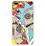 Transparent Hard PC Phone case for iPhone 6 6S,6Plus,7 7Plus,8 8Plus,X,XR,XS,XS MAX Pattern Printed On Back (for iPhone XR)