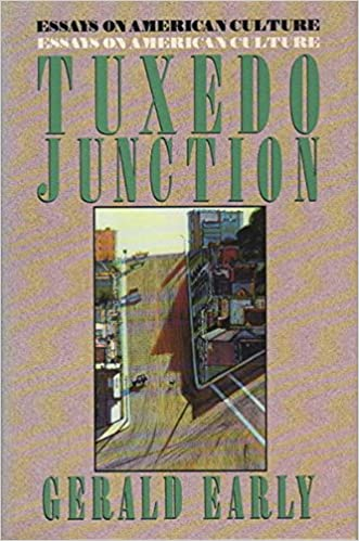 Tuxedo Junction Essays On American Culture Gerald Early  Tuxedo Junction Essays On American Culture Gerald Early   Amazoncom Books