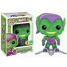 Funko - Figurine Disney Marvel - Green Goblin Glider Exclu Pop 10cm - 0849803070120