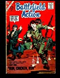 Battlefield Action #53: 1960's War Comic