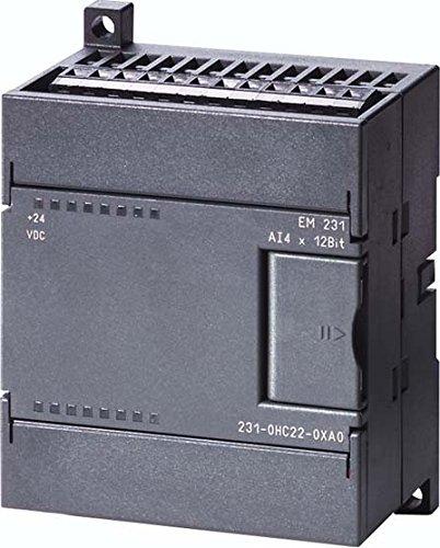 Siemens | 6ES7231-7PF22-0XA0 | EM231 Analog Input Module - MV/Thermocouple