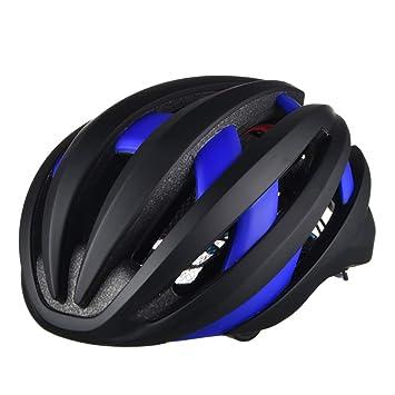 Casco Bluetooth Smart Scrub Casco De Bicicleta con Equipo De Seguridad De Ciclismo De Luz De