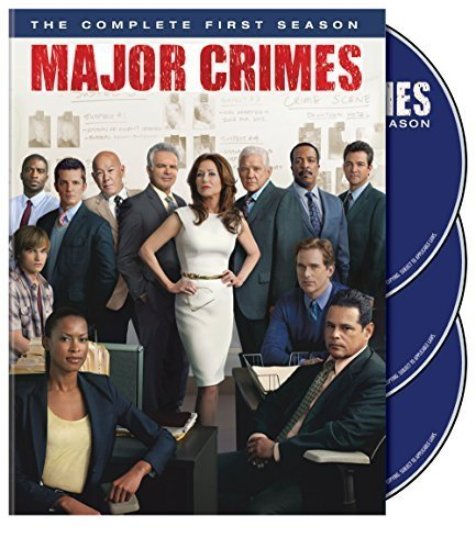Major Crimes: Season 1 by Warner Home Video by Various