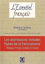Expréssions verbales figées de la francophonie