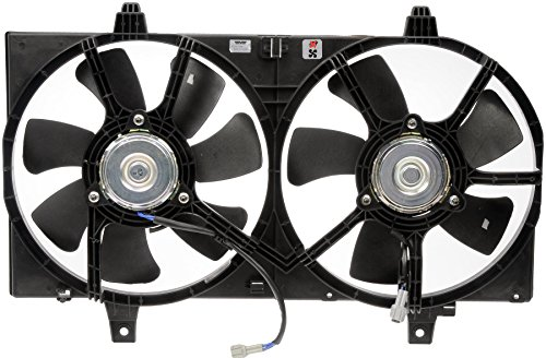 Cooling Nissan Sentra Fan Radiator - Dorman 620-424 Radiator Fan Assembly