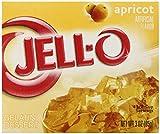 JELL-O Gelatin Dessert, Apricot, 3-Ounce