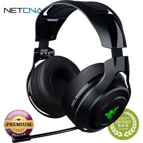 ManO'War Wireless 7.1 Surround Sound Chroma Headset ManO'...