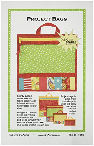 - Annie By PBA-206 Project Bags