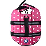 Silvercell Saver Pet Life Vest Dogs Life Jacket Pink S