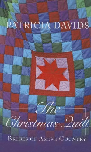 book cover of The Christmas Quilt