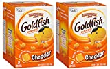 Pepperidge Farm Baked Goldfish Crackers - 3 ctn (Pack of 2)
