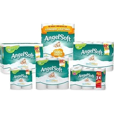 Angel Soft Double Rolls