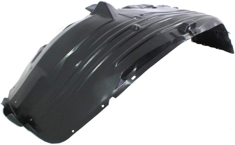 // 08-15 PRO-4X 11-15 SL//SV // 04-10 LE//SE Fender Liner for NISSAN TITAN 04-15 FRONT RH AND LH Models