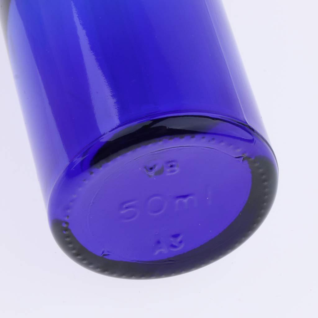 30ML Fenteer 6pcs Bouteilles Vides Compte-gouttes Maquillage Flacons Cosmetiques