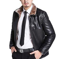 Sheep split leather Jacket
