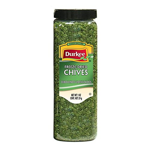 Durkee Freeze Dried Chopped Chives, 1 Ounce