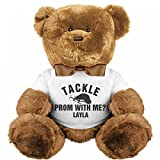 Tackle Prom With Me Layla: Medium Plush Teddy Bear