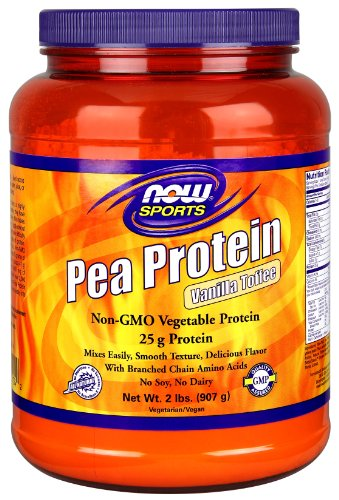 NOW Sports Protein Vanilla 2 Pounds product image