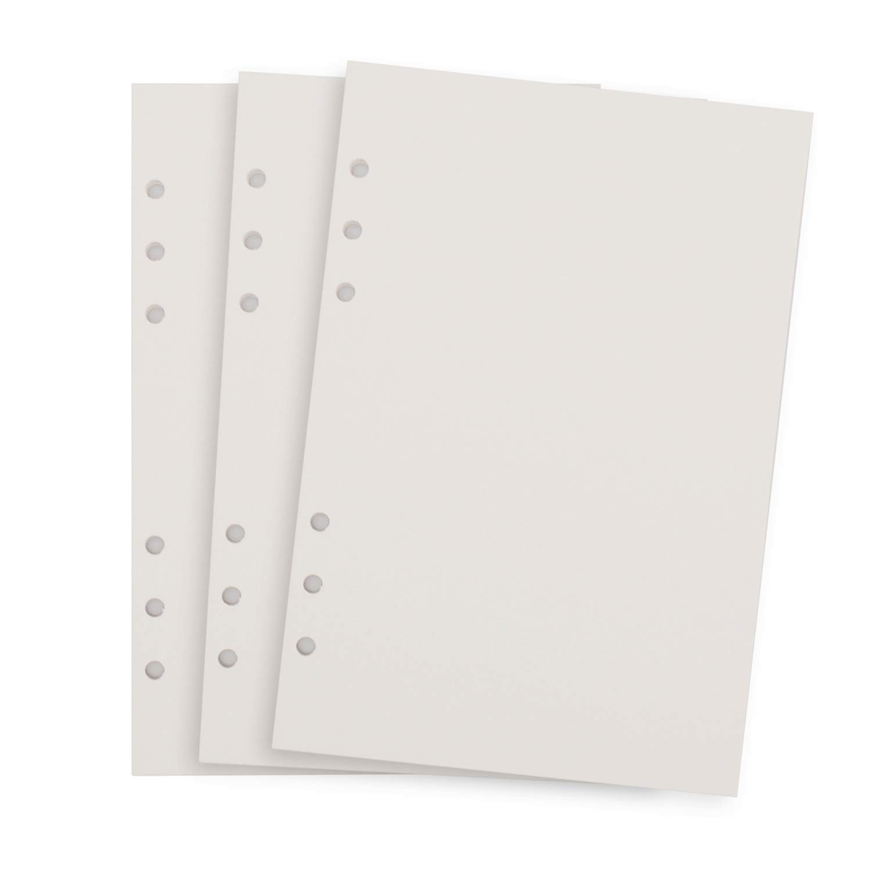 Amazon.com: 3 paquetes de recambios de papel con 6 agujeros ...