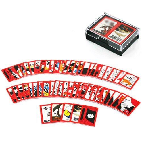 Hwa-tu / Korean Card Board Game Hwatu Go Stop Godori Flower Game 5 Jockers /item# R6SG5EB-48Q28933 by Toys 4 U 7777