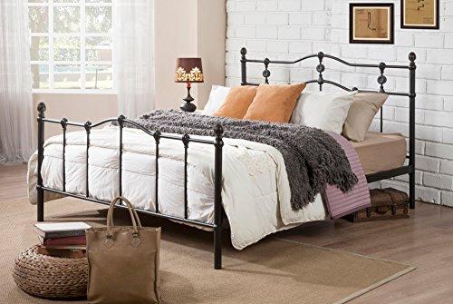 iron bed full - 4