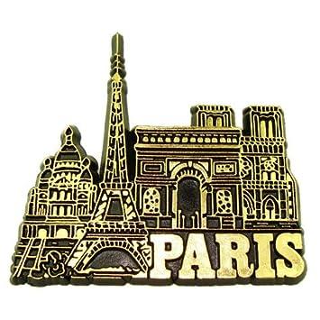 Amazon souvenirs of france paris monuments flexible magnet souvenirs of france paris monuments flexible magnet height 217in color publicscrutiny Images