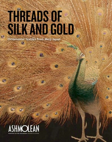 Threads of Silk and Gold: Ornamental Textiles from Meiji Japan - Ornamental Silk