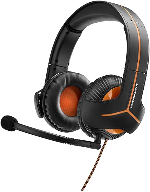 ThrustMaster - Auriculares Y-350CPX Sonido 7.1 (PS4, PC, Xbox One ...