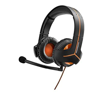ThrustMaster - Auriculares Y-350CPX Sonido 7.1 (PS4, PC, Xbox One,