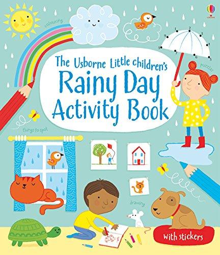 (Little Children's Rainy Day Activity Book (Activity Books))