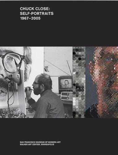 Chuck Close: Self-Portraits 1967-2005 - Shopping Centers San Francisco