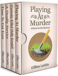 Butterworth Mysteries - Box Set 1 by Gillian Larkin ebook deal