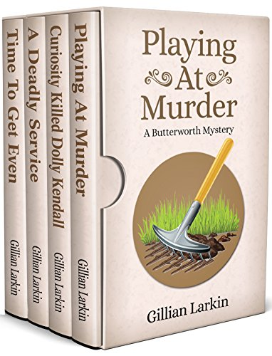 Butterworth Mysteries Box Set 1 ebook