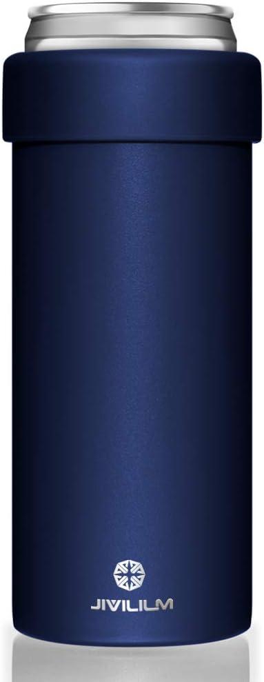 YuuHeeER 1 bolsa enfriadora aislada 24 latas 20 l doble piso de enfriamiento suave