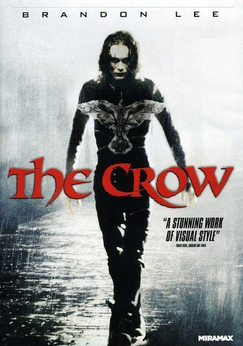 The Crow [DVD]]()