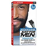 Just For Men Mustache & Beard, Jet Black (Pack of 3, Packaging May Vary)