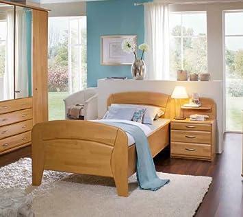 Bett Vanessa Plus In Komforthöhe 100x200 Cm Seniorenbett